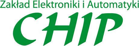 Zakład Elektroniki i Automatyki CHIP logo