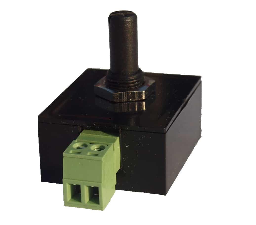 Potencjometryczny zadajnik prądowy CP-02