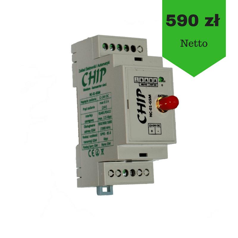 Modem - konwerter sieci NC-01-GSM