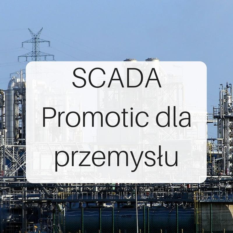 SCADA Promotic dla przemysłu