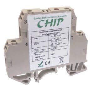Elektroniczny przekaźnik interfejsowy VC-04